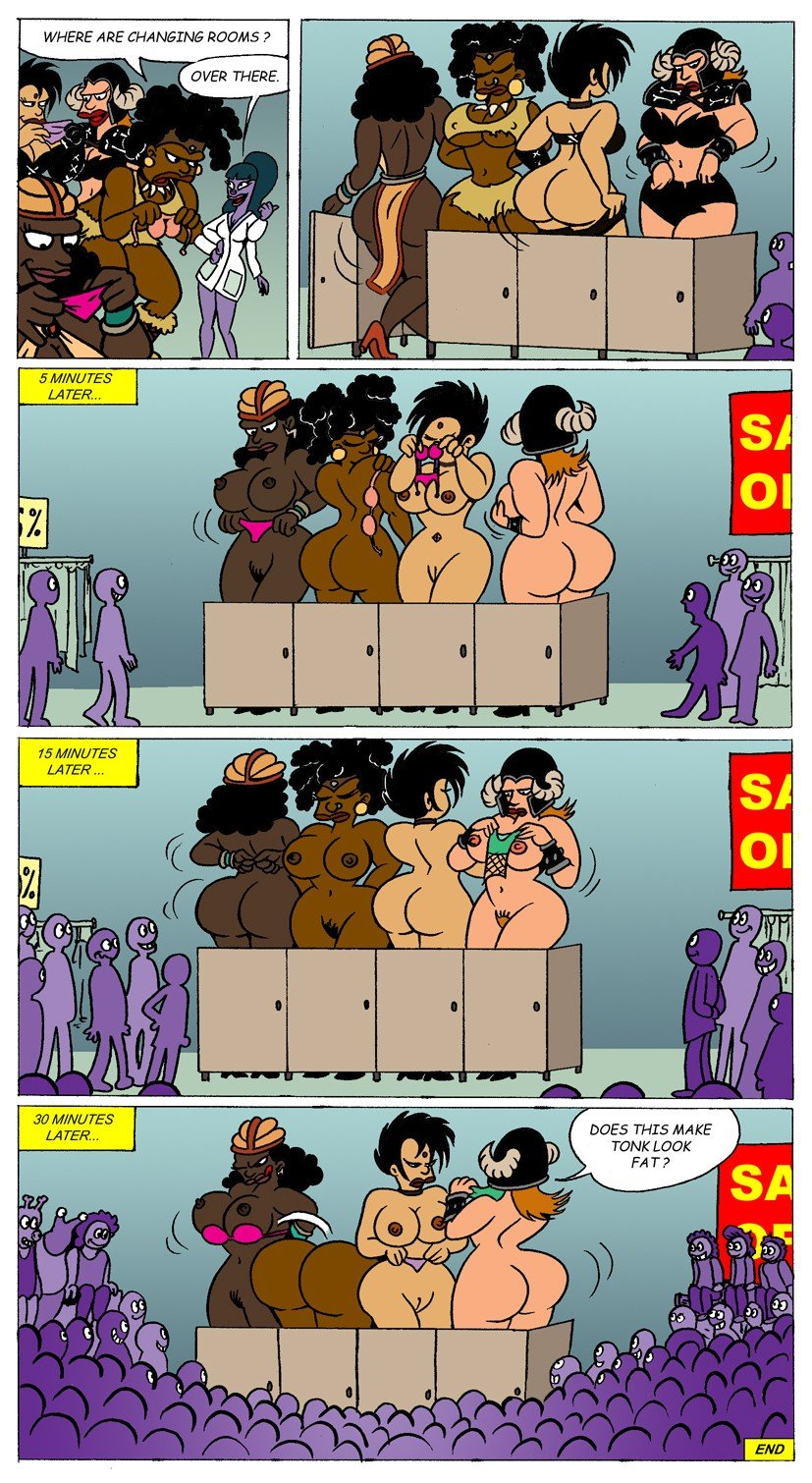 Short Fancomics 26