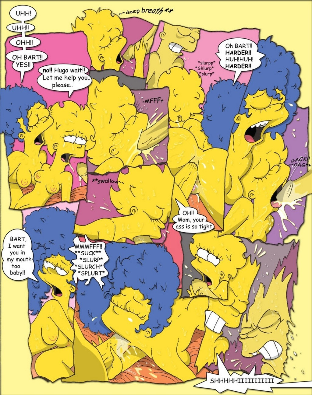Simpcest Simpsons Porn 24