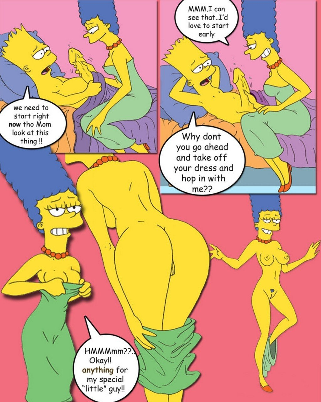 Simpcest Simpsons Porn 3