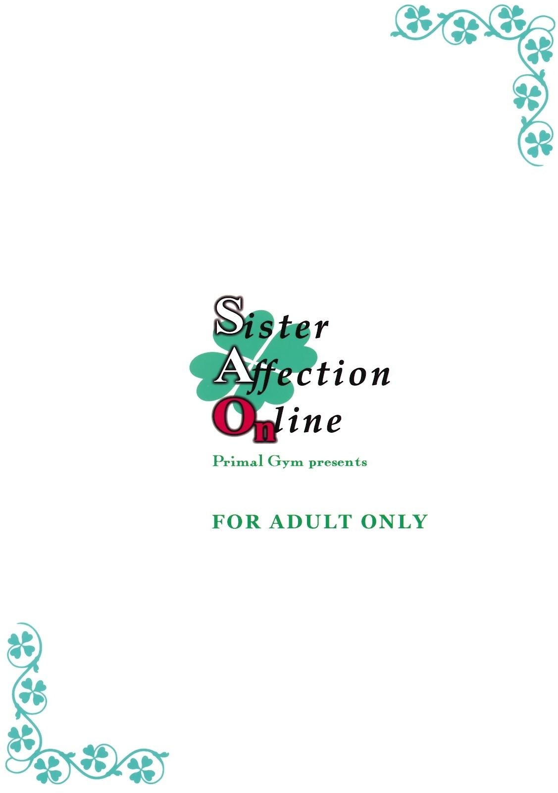 Sister Affection Online 19