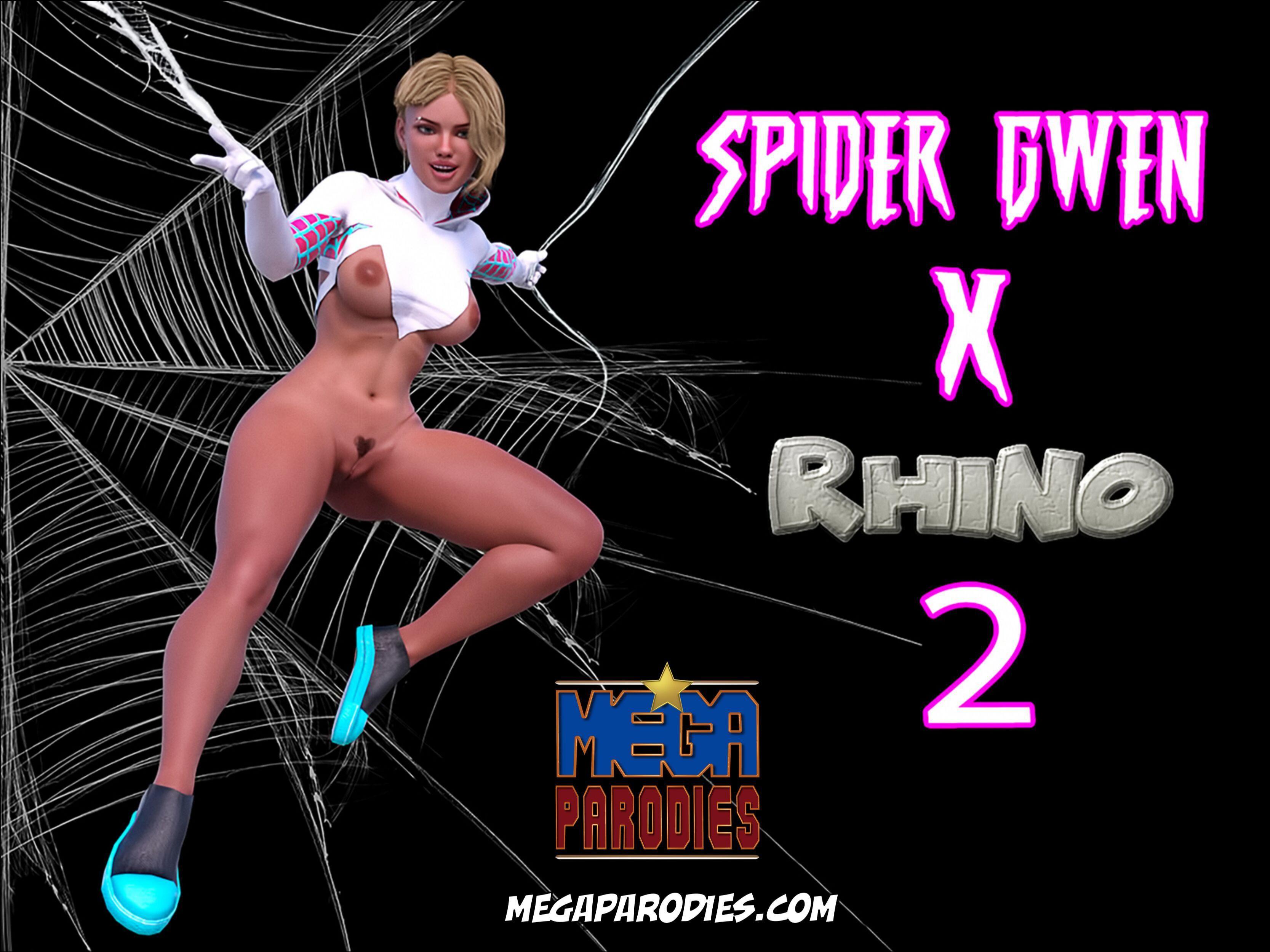 Spider Gwen Two 01