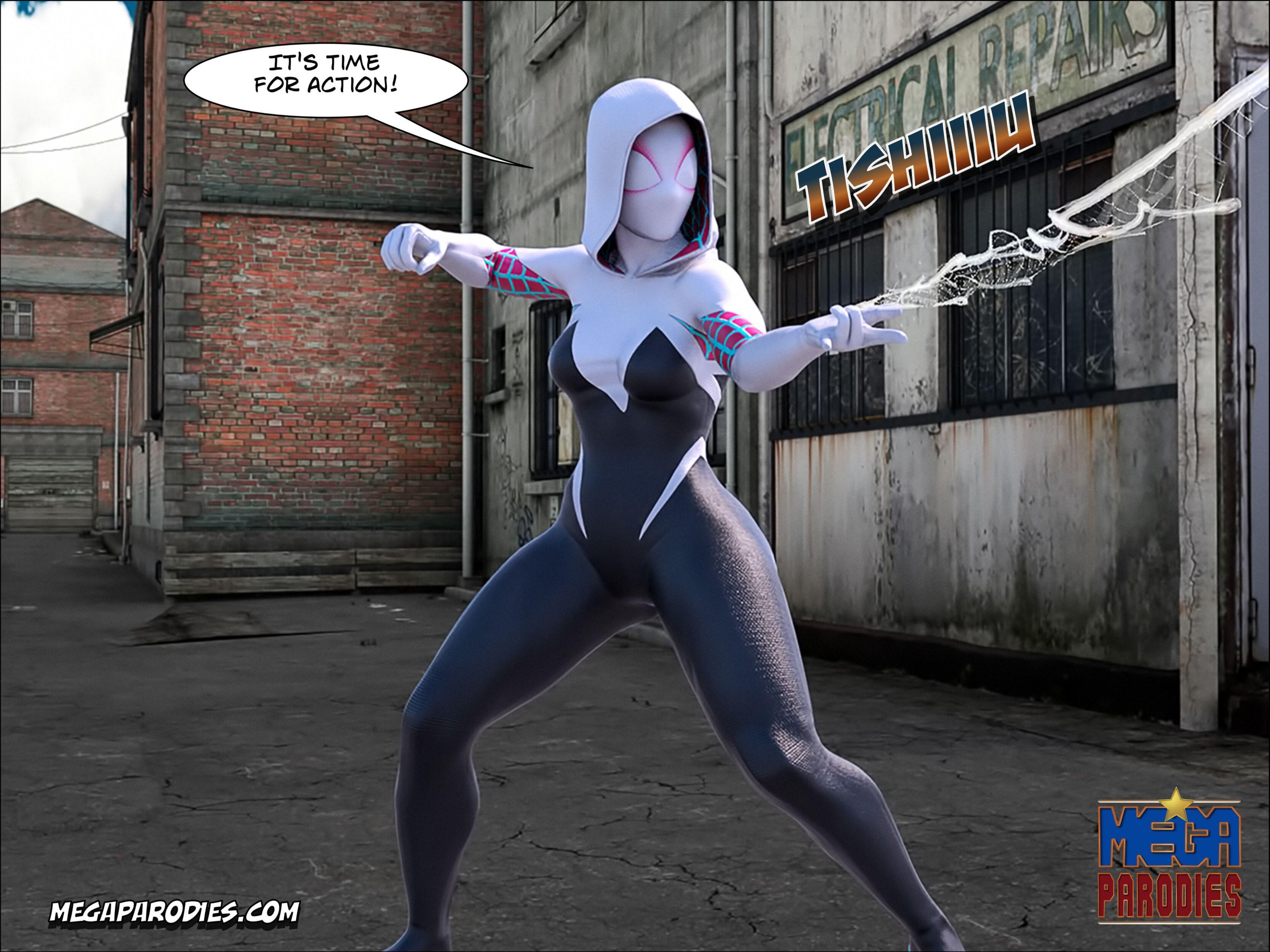 Spider Gwen Two 08