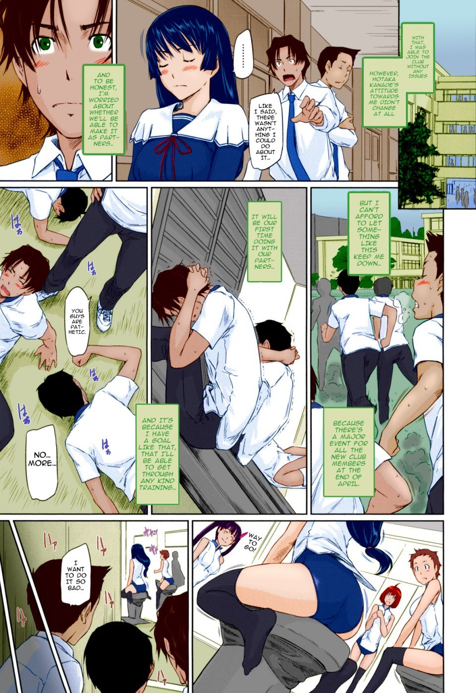 Straight Line To Love Kisragi Gunma 18