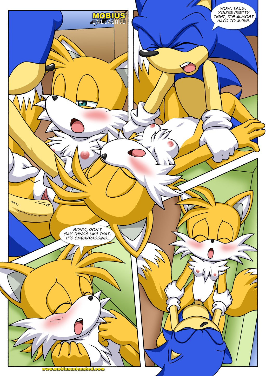 Tails Tales 11