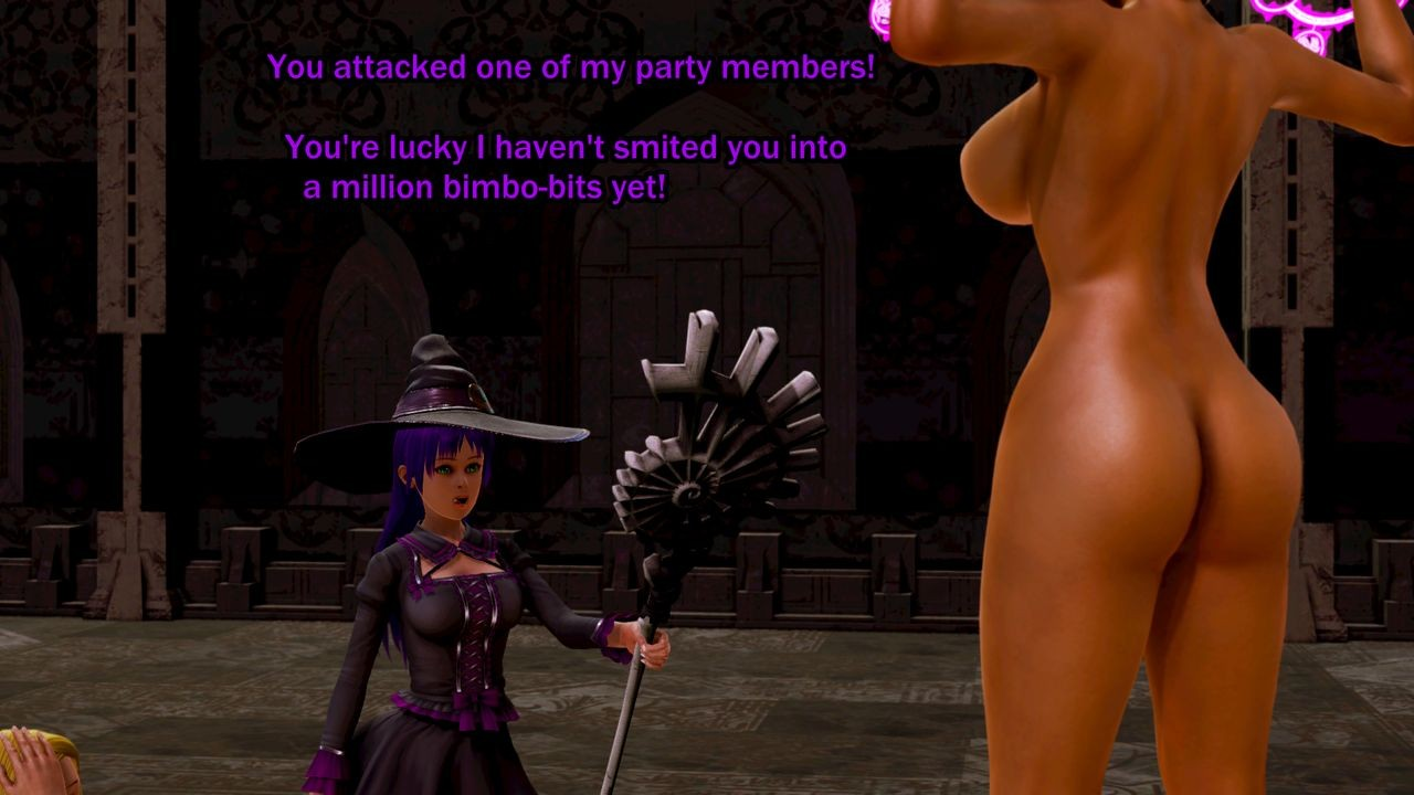 The Bimbo Dungeon 24