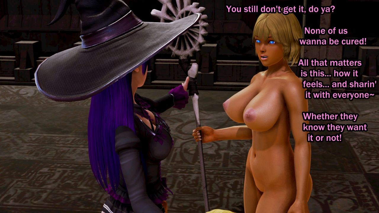 The Bimbo Dungeon 38