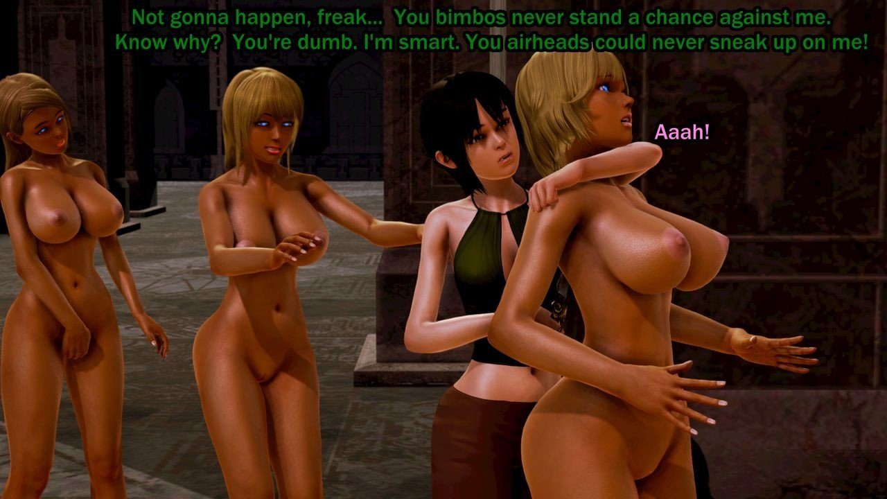 The Bimbo Dungeon 62