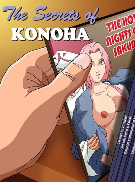 The Secrets Of Konoha 01