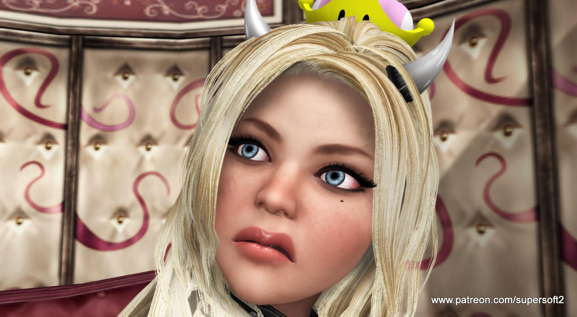 The Princess 32