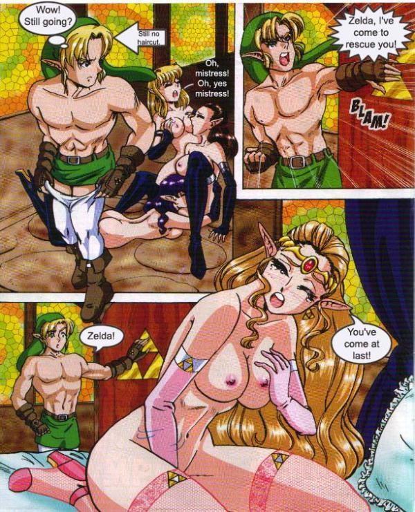 Zelda The Wild Fucker 5