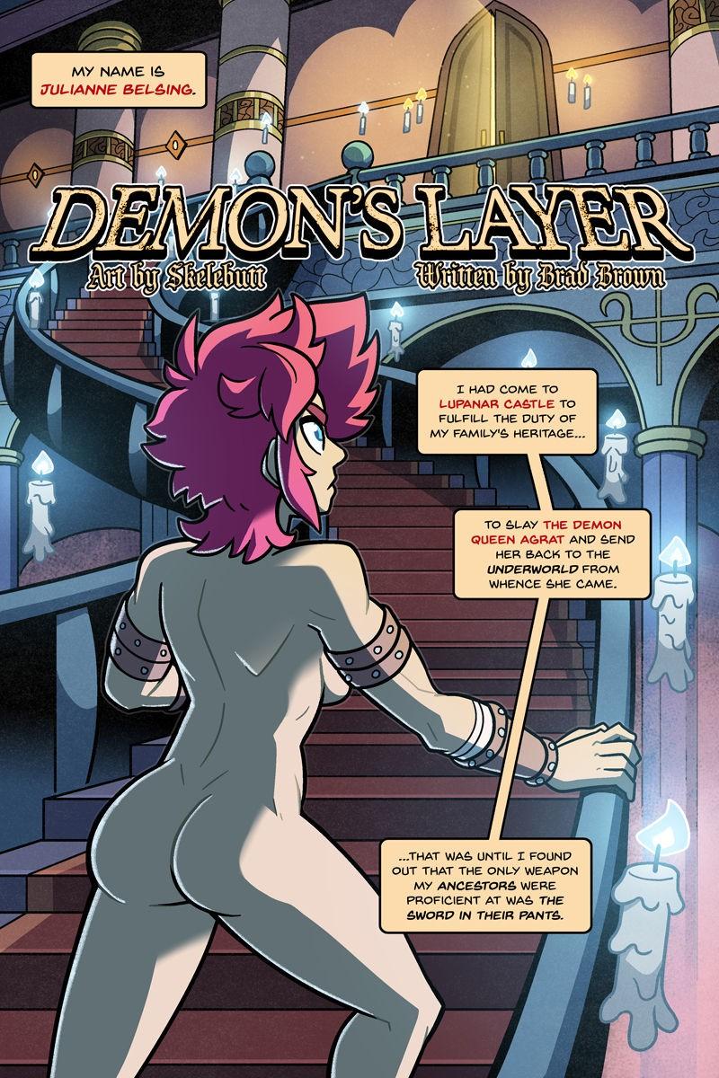 Demons Layer 18