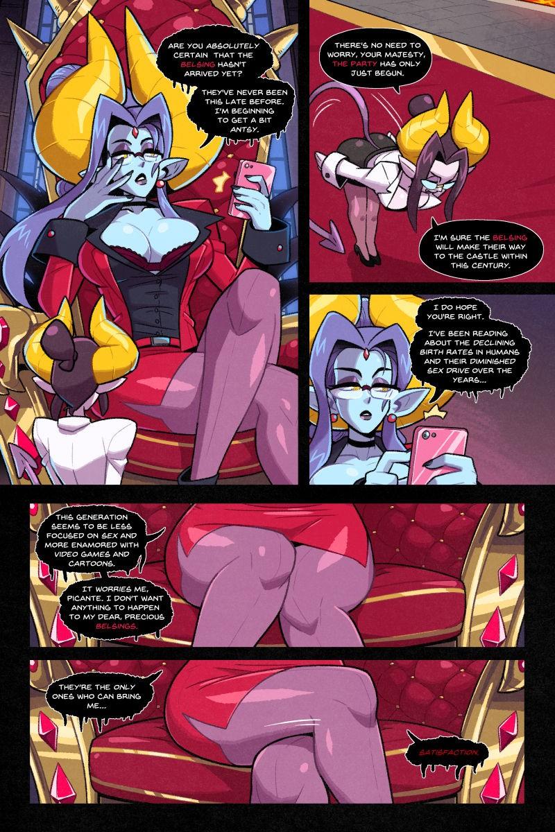 Demons Layer 73
