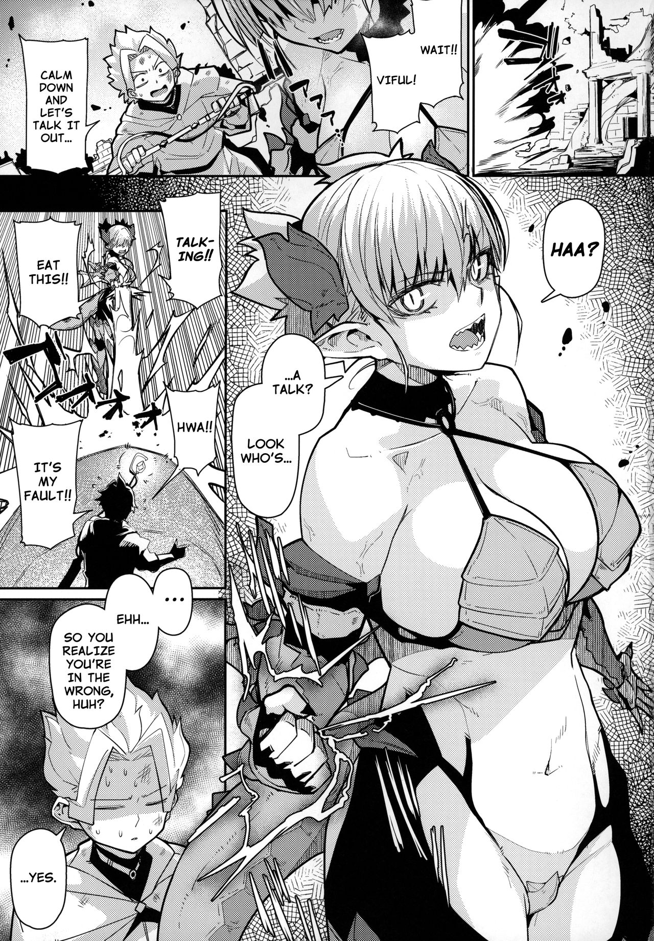 Dragon Girl Miitoban 03