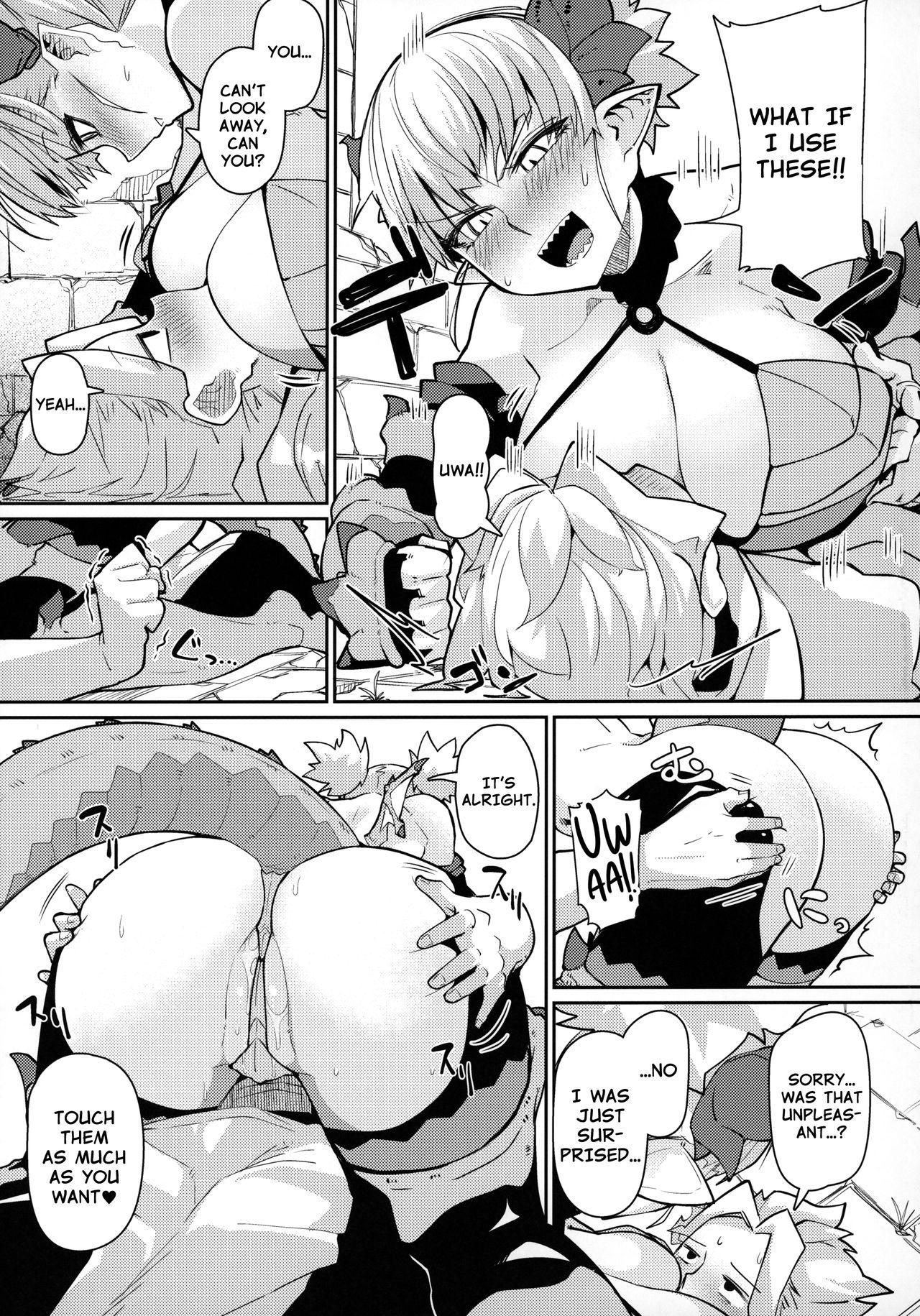 Dragon Girl Miitoban 11