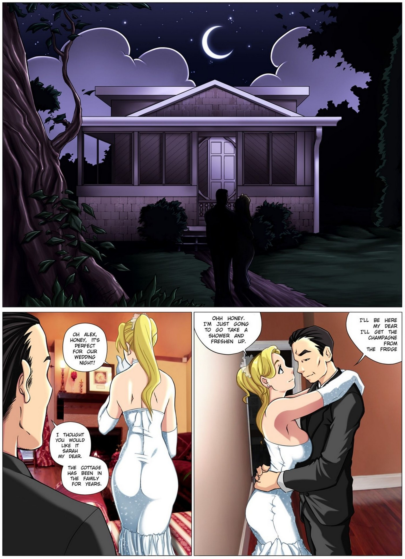 Monster Wedding Night Romulo Melkor Mancin 02