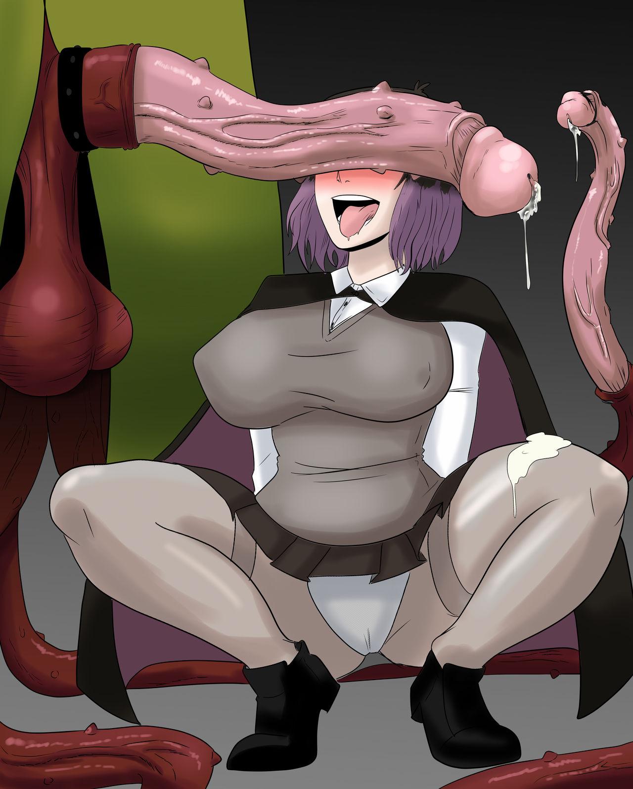 The Devils Whore Hilda 04