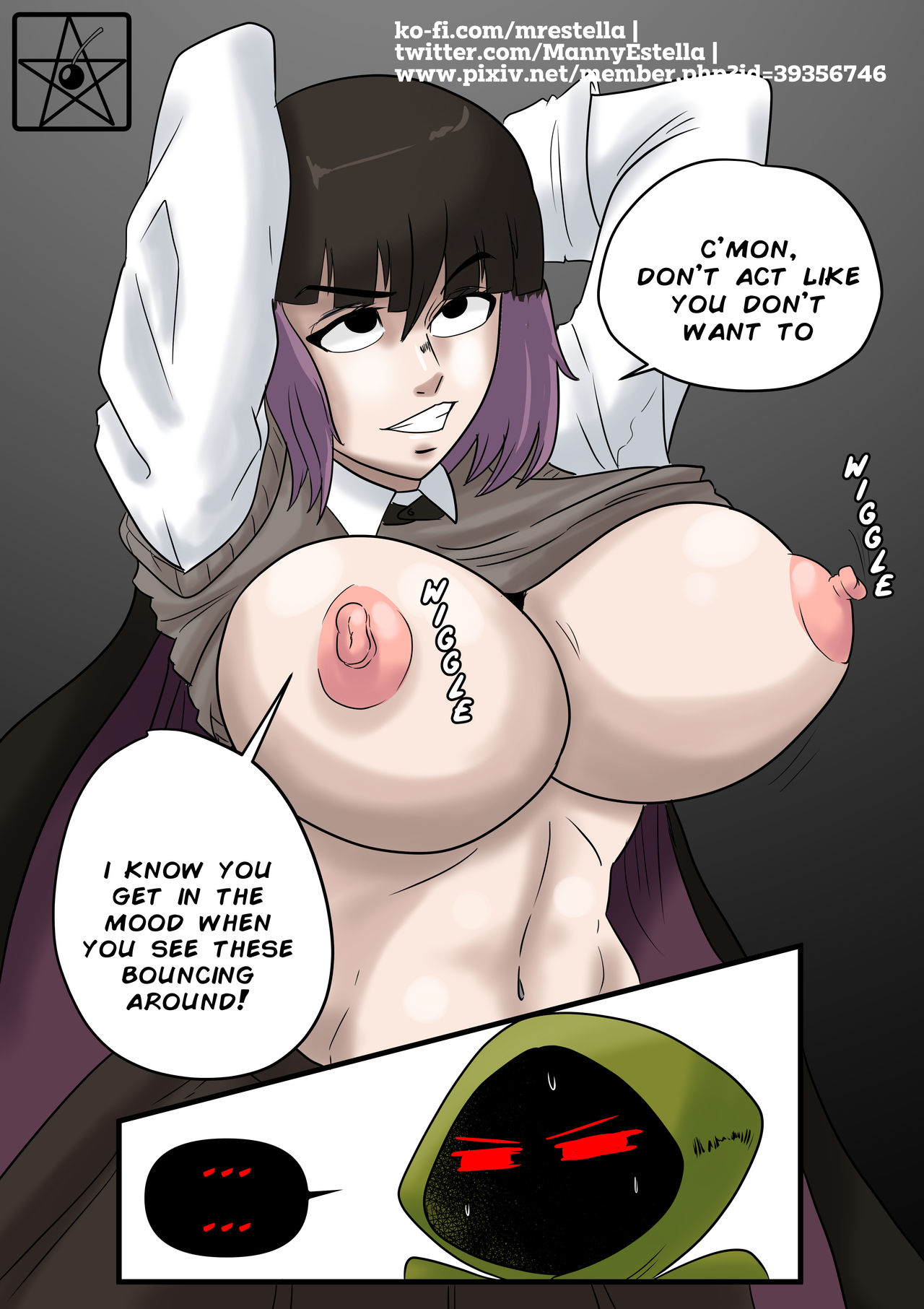 The Devils Whore Hilda 05