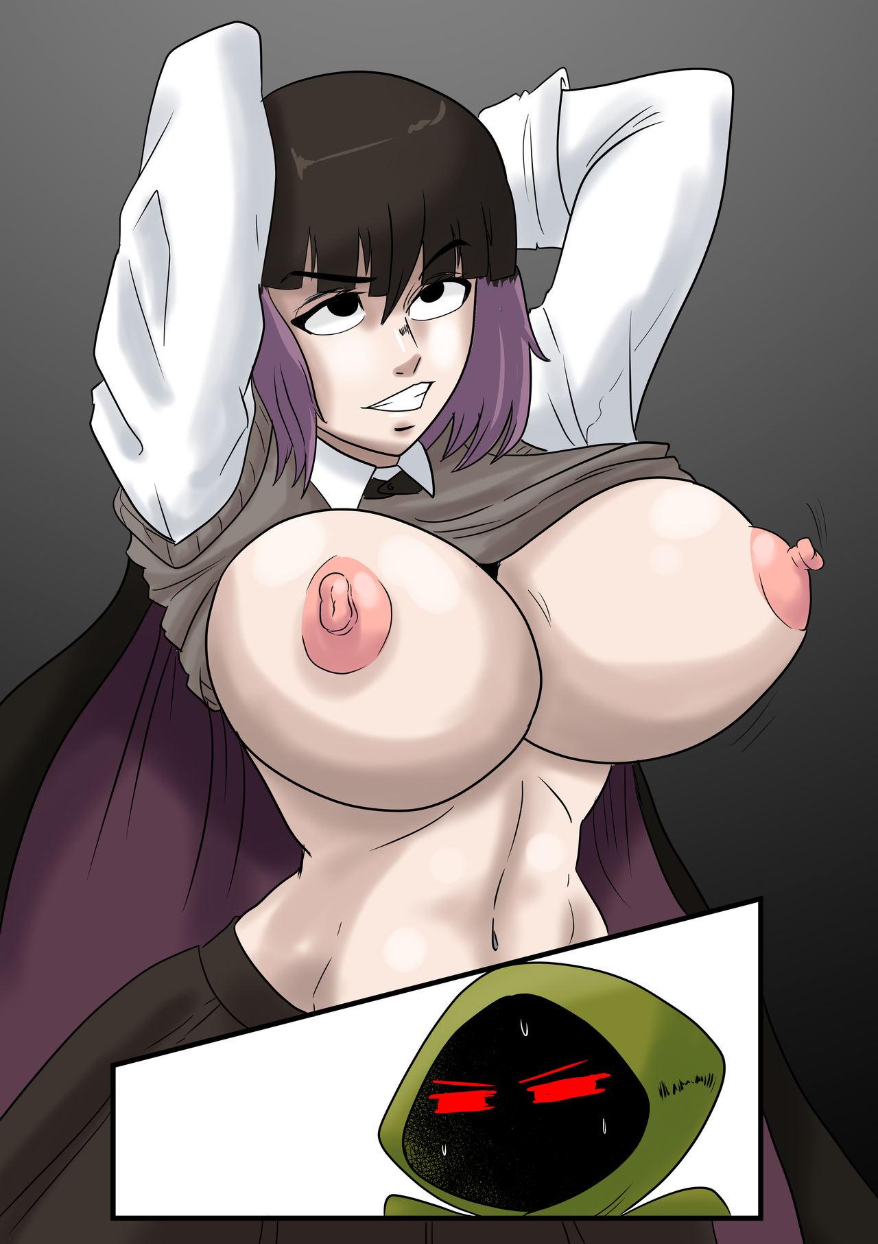 The Devils Whore Hilda 06