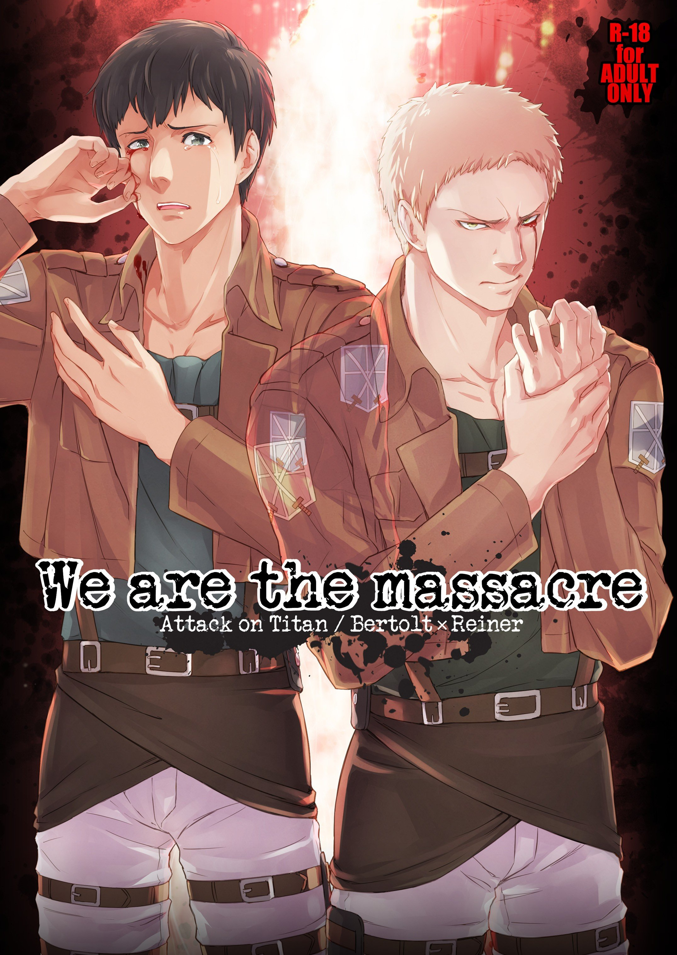We Are The Massacre 01