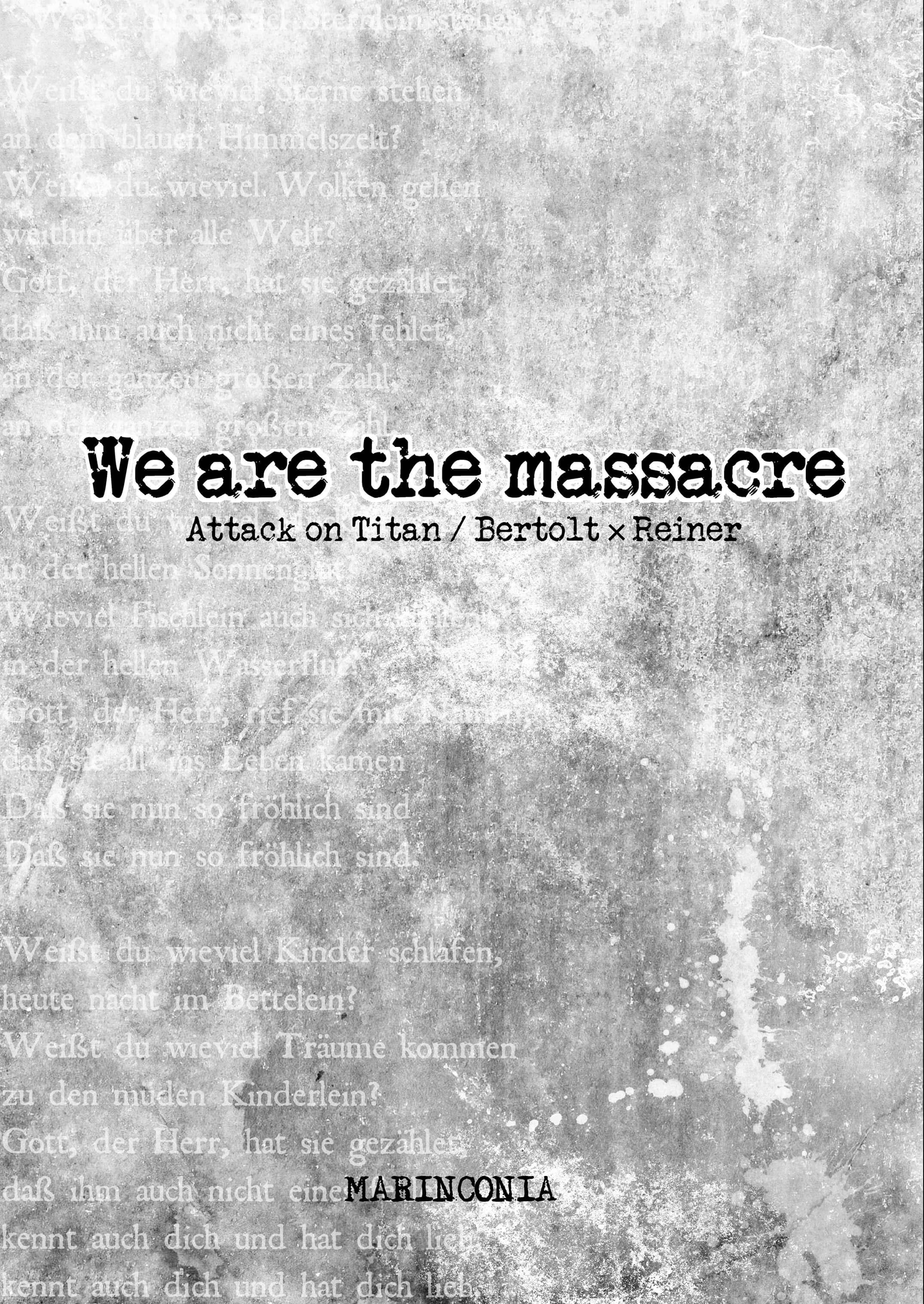 We Are The Massacre 03