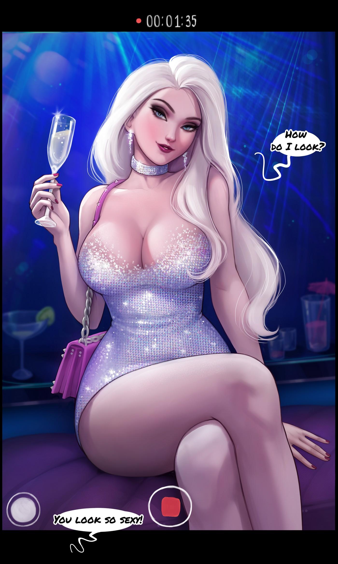 Party Elsa Aroma Sensei 03