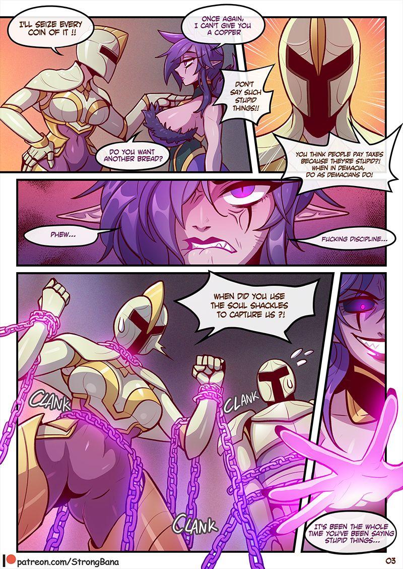 Sinful Succulence Strong Bana 04