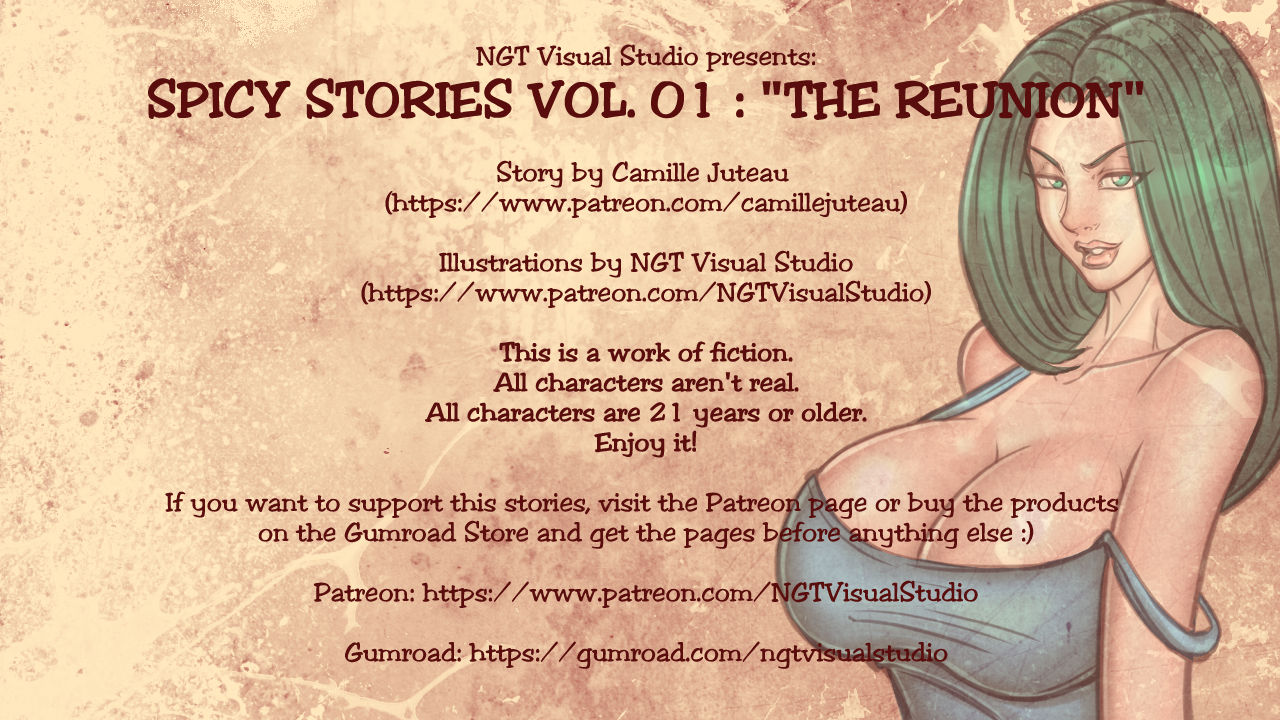 The Reunion Ngt Spicy Stories 02