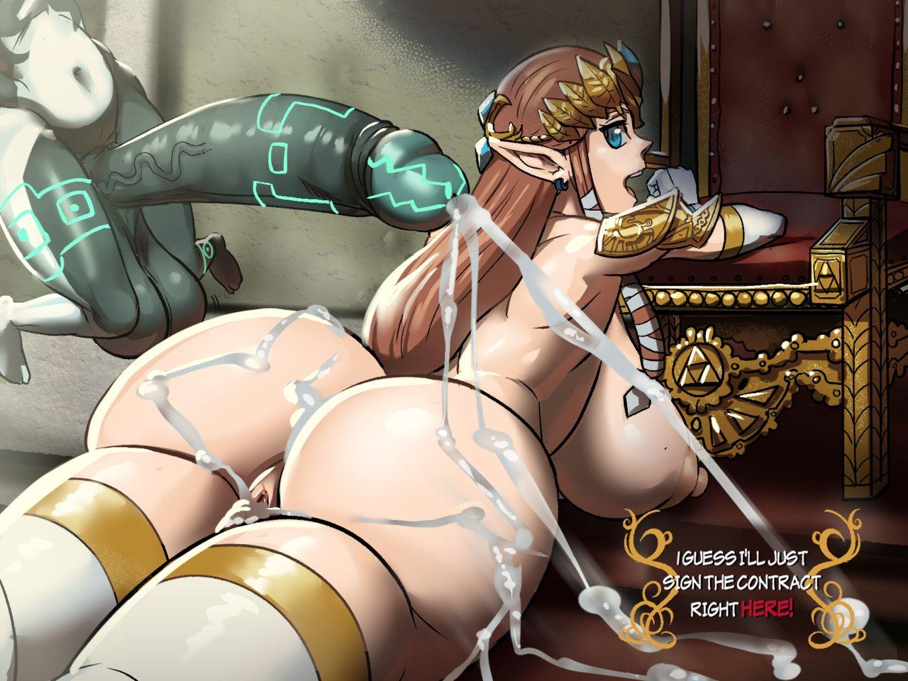 Zeldas Negotiation Marnic 08