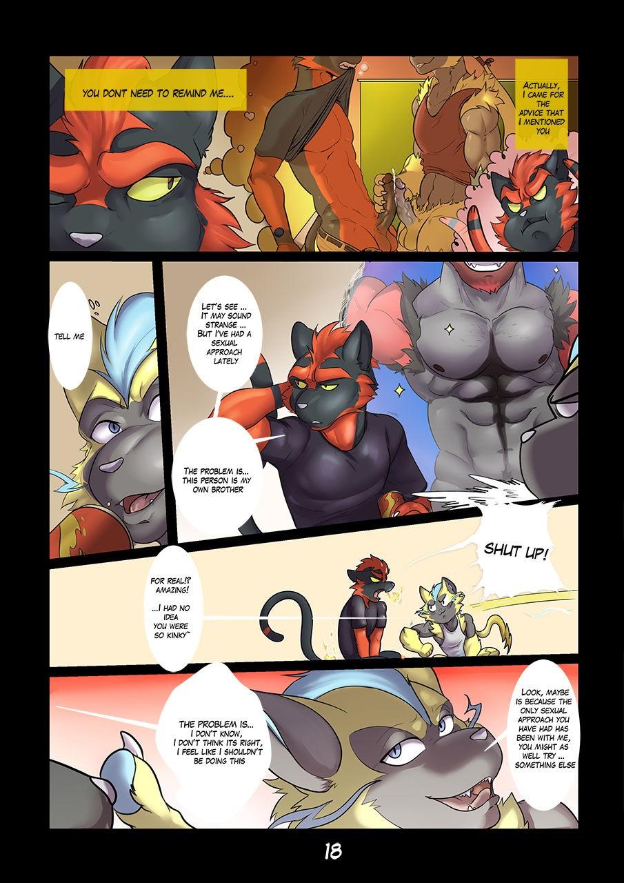 Zourik Family Moment Pokemon 20