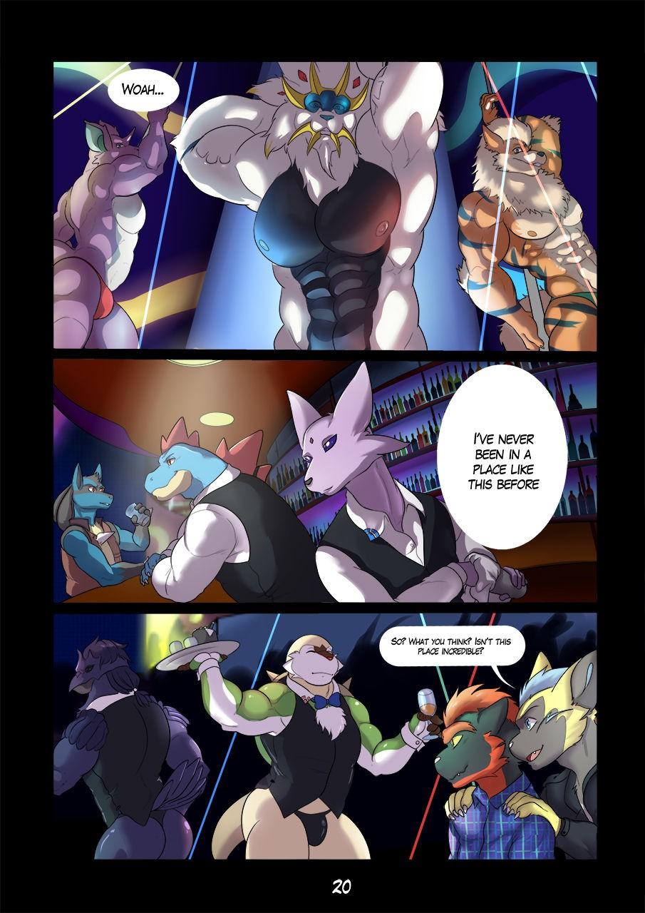 Zourik Family Moment Pokemon 22