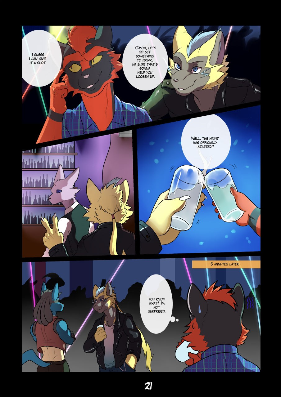 Zourik Family Moment Pokemon 23