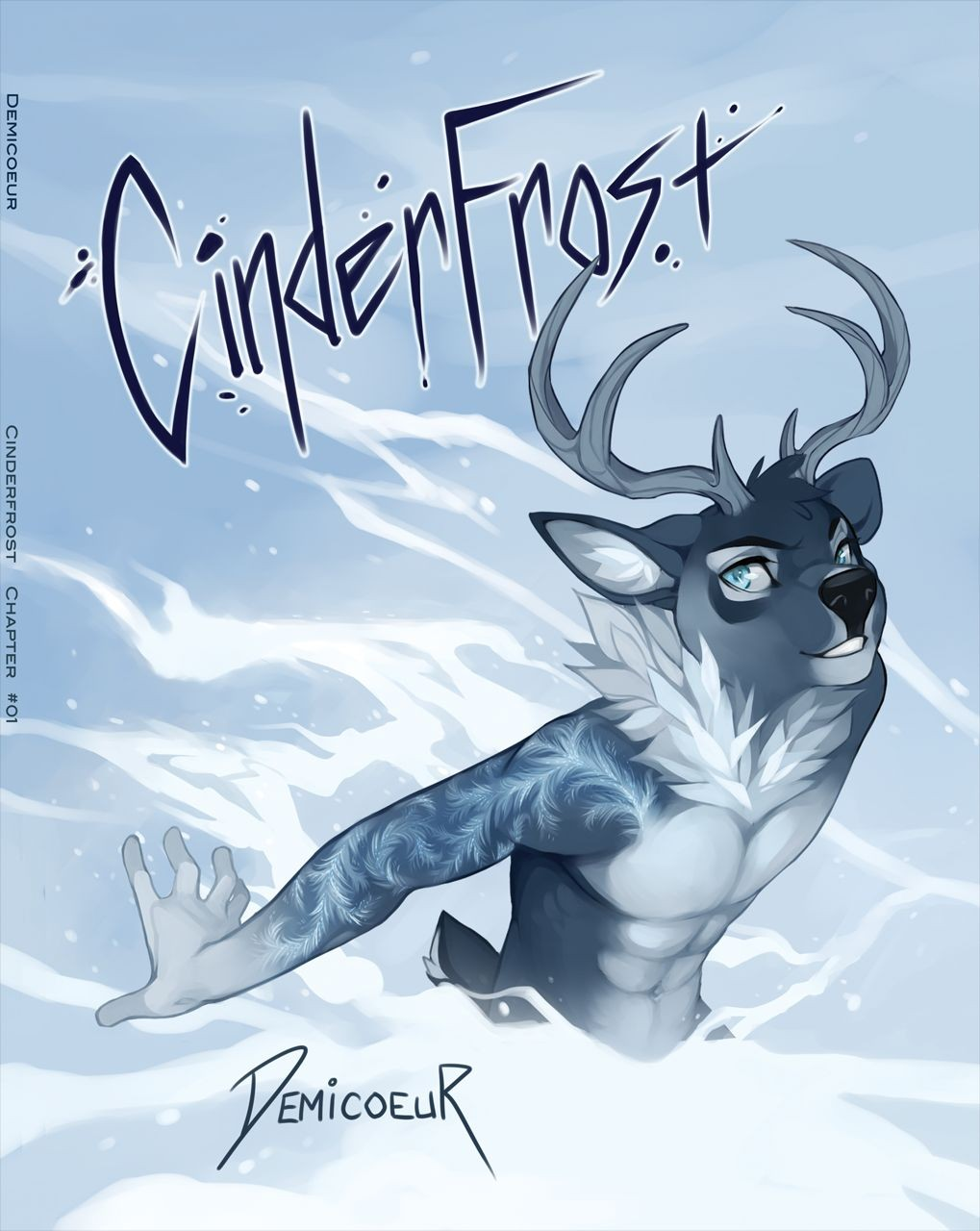 Demicoeur Cinderfrost Ongoing 01