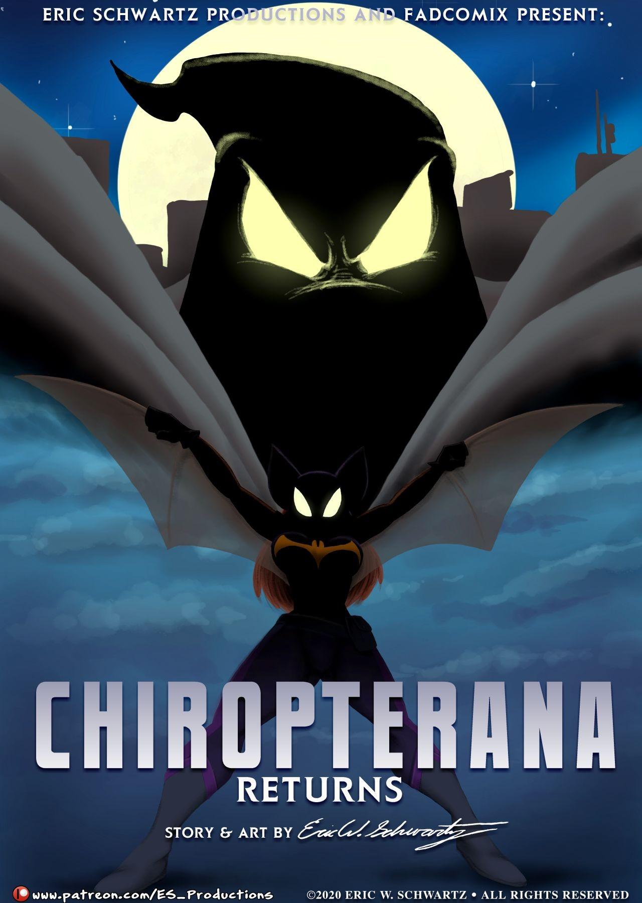 Eric W. Schwartz Chiropterana Returns 01