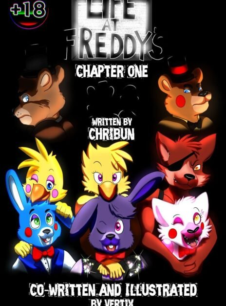Five Nights At Freddys Life At Freddys Chapter One 01