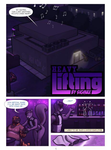 Heavy Lifting – SigmaX