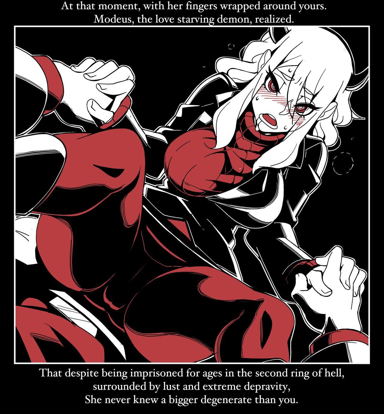 Helltaker Fanart Madness – Nisego 35