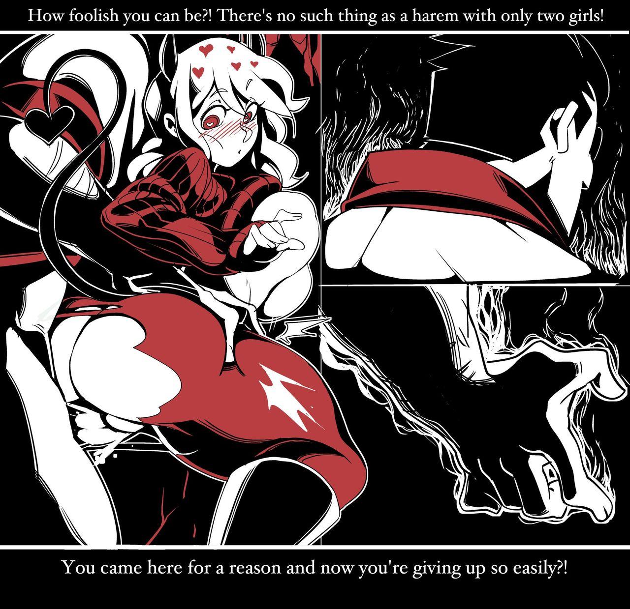 Helltaker Fanart Madness – Nisego 49