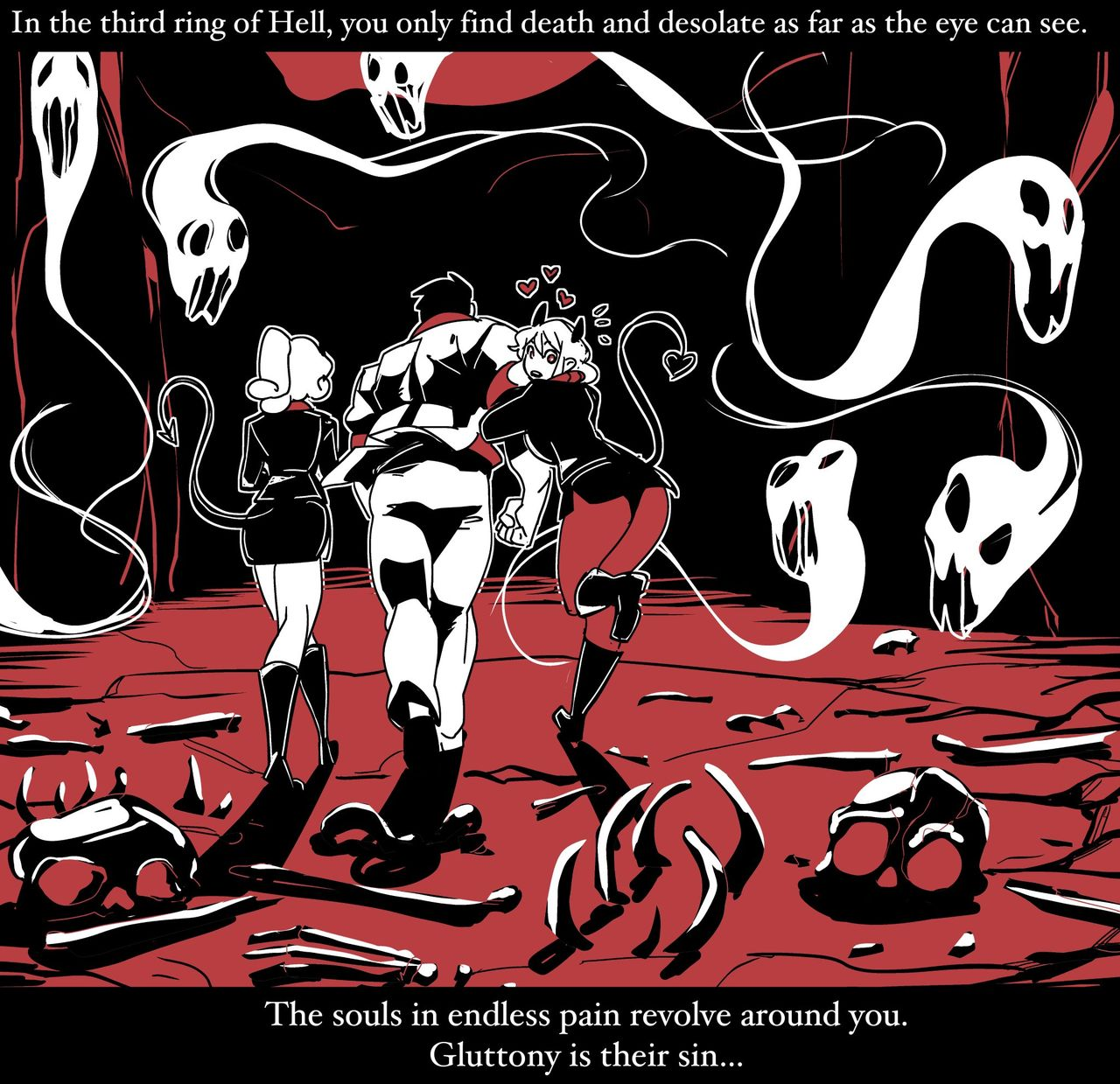 Helltaker Fanart Madness – Nisego 53