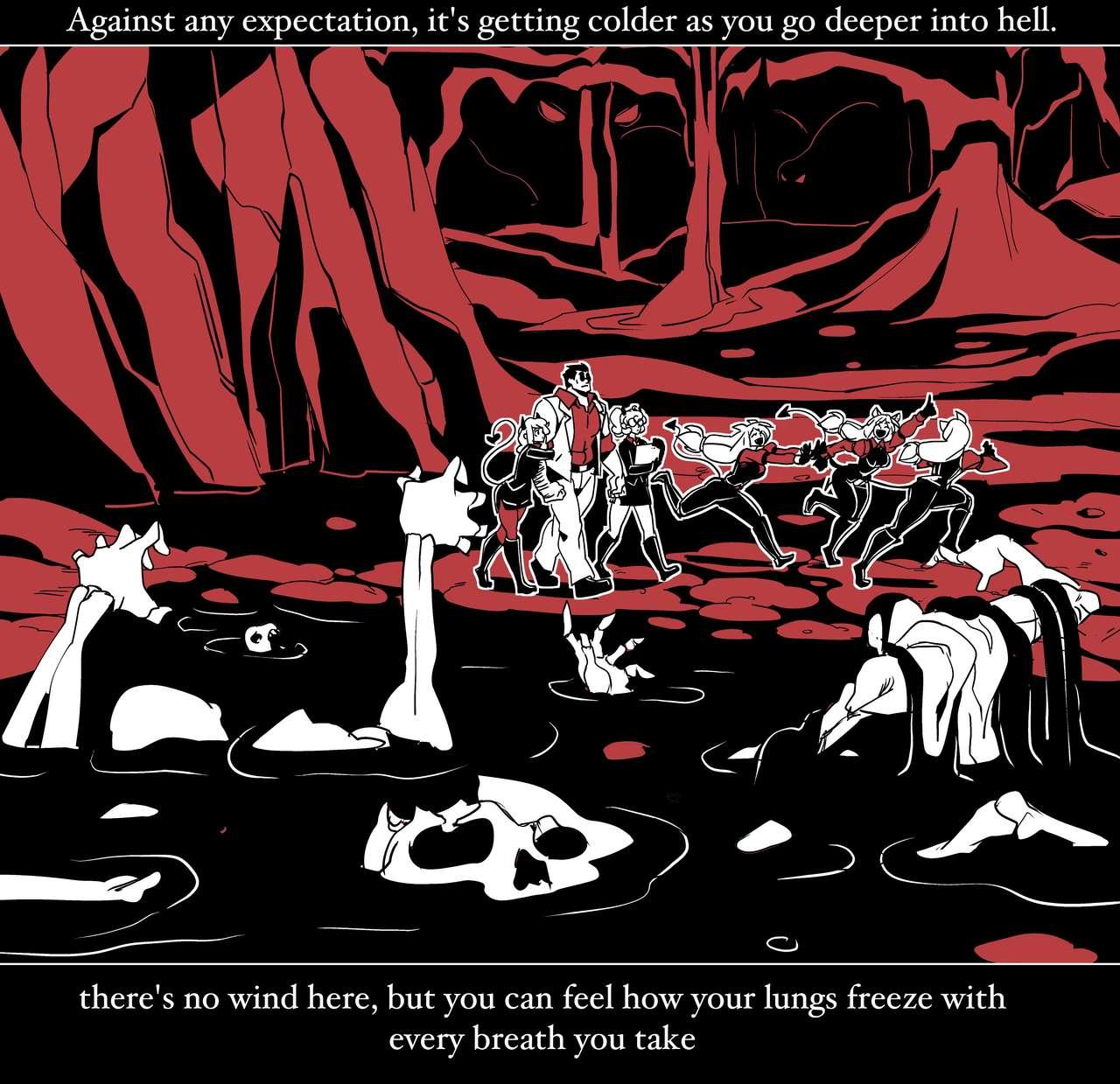 Helltaker Fanart Madness – Nisego 74