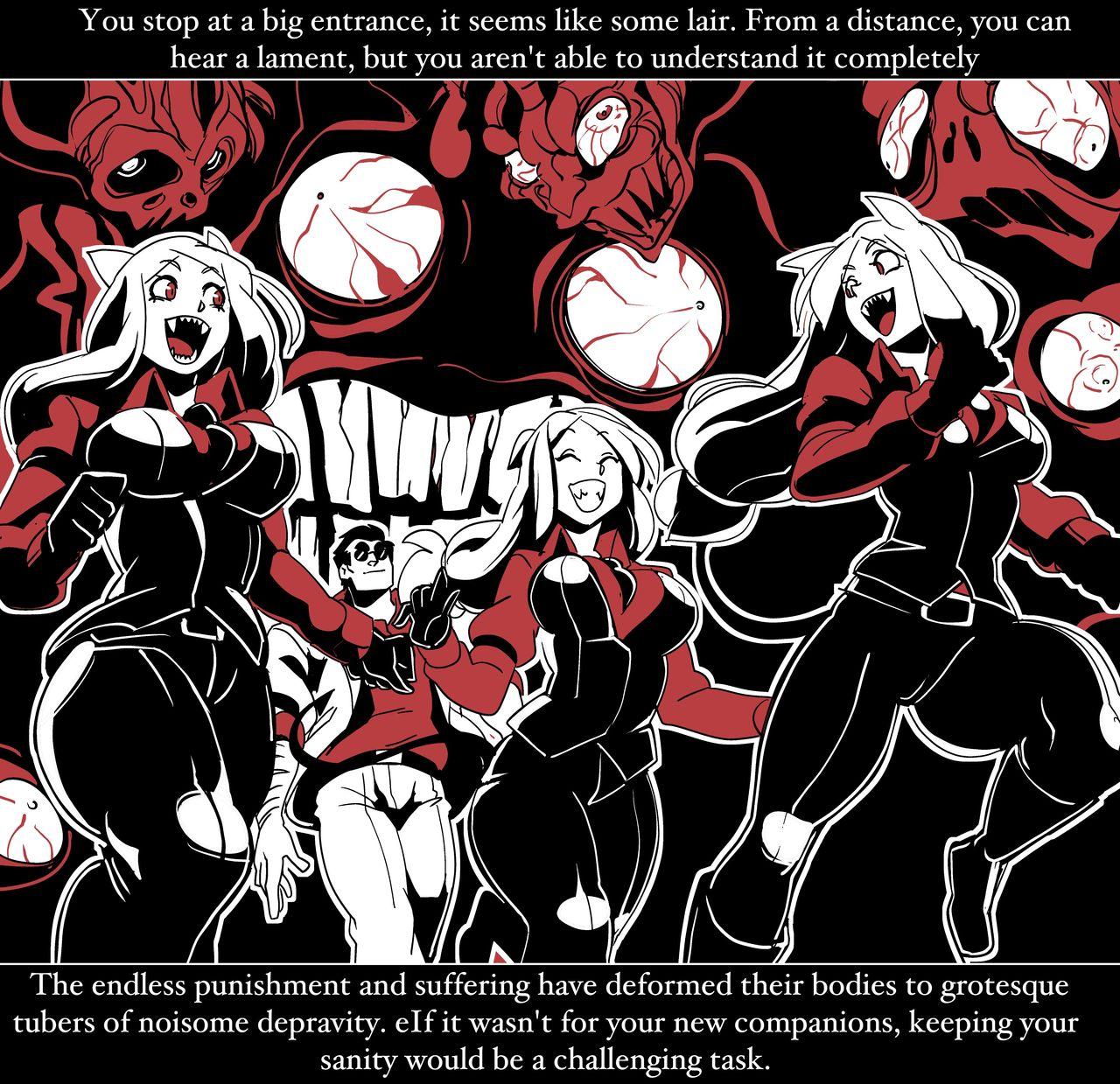 Helltaker Fanart Madness – Nisego 75