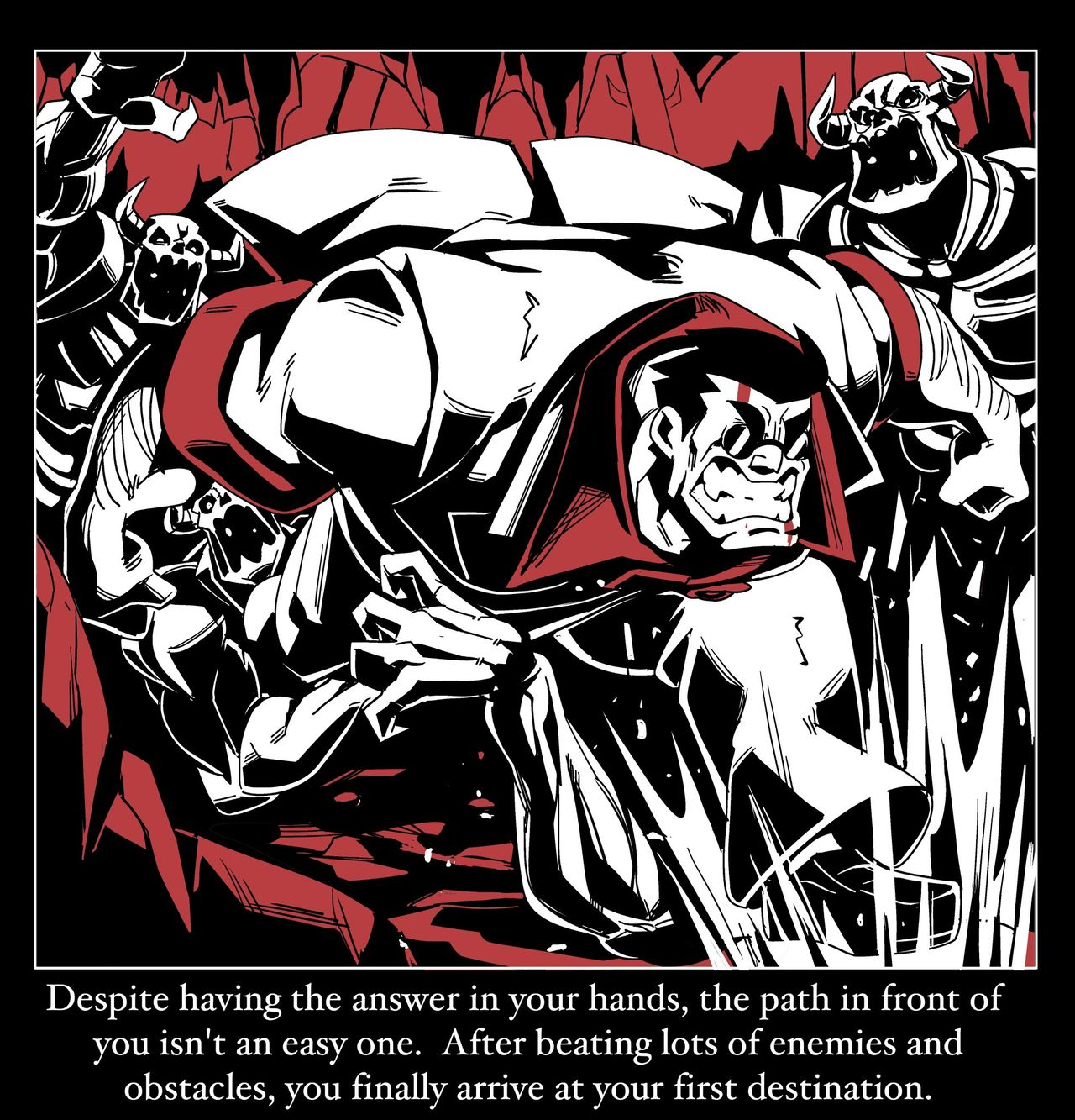 Helltaker Fanart Madness Nisego 11