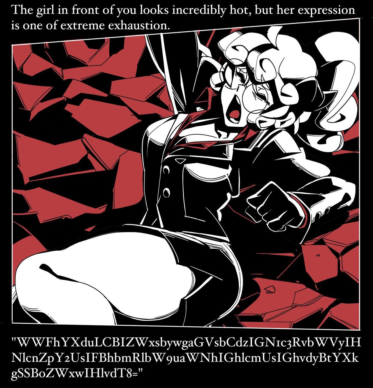 Helltaker Fanart Madness Nisego 12