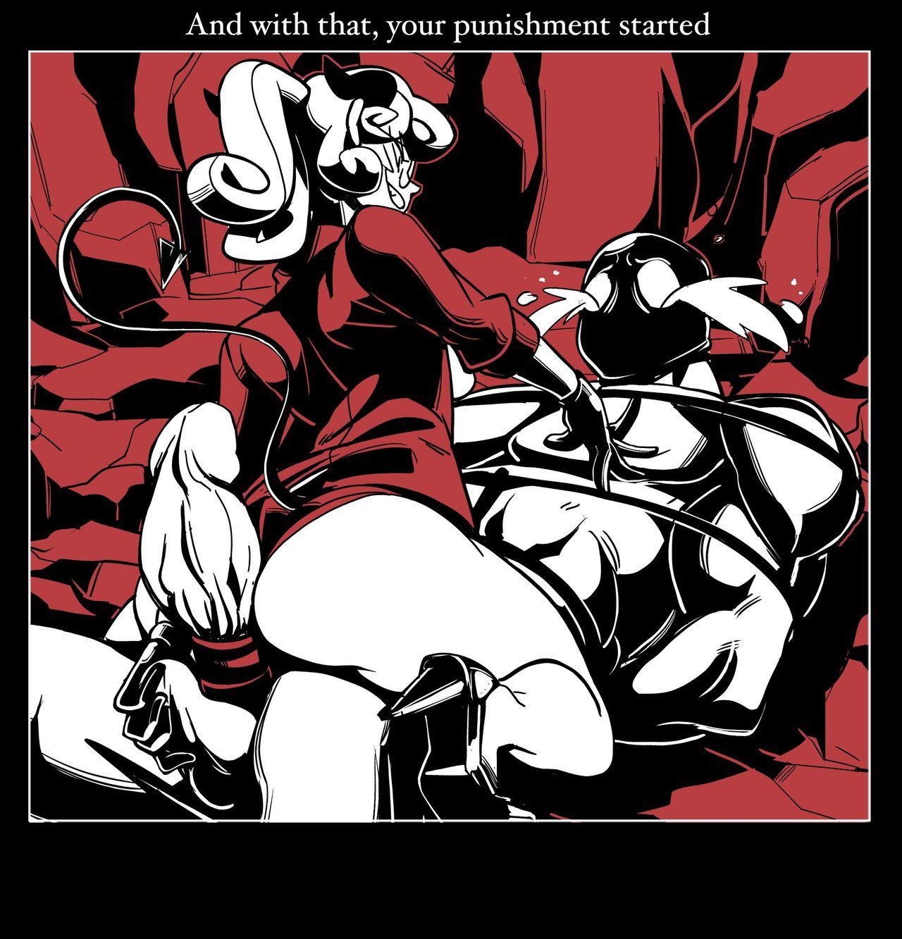 Helltaker Fanart Madness Nisego 18