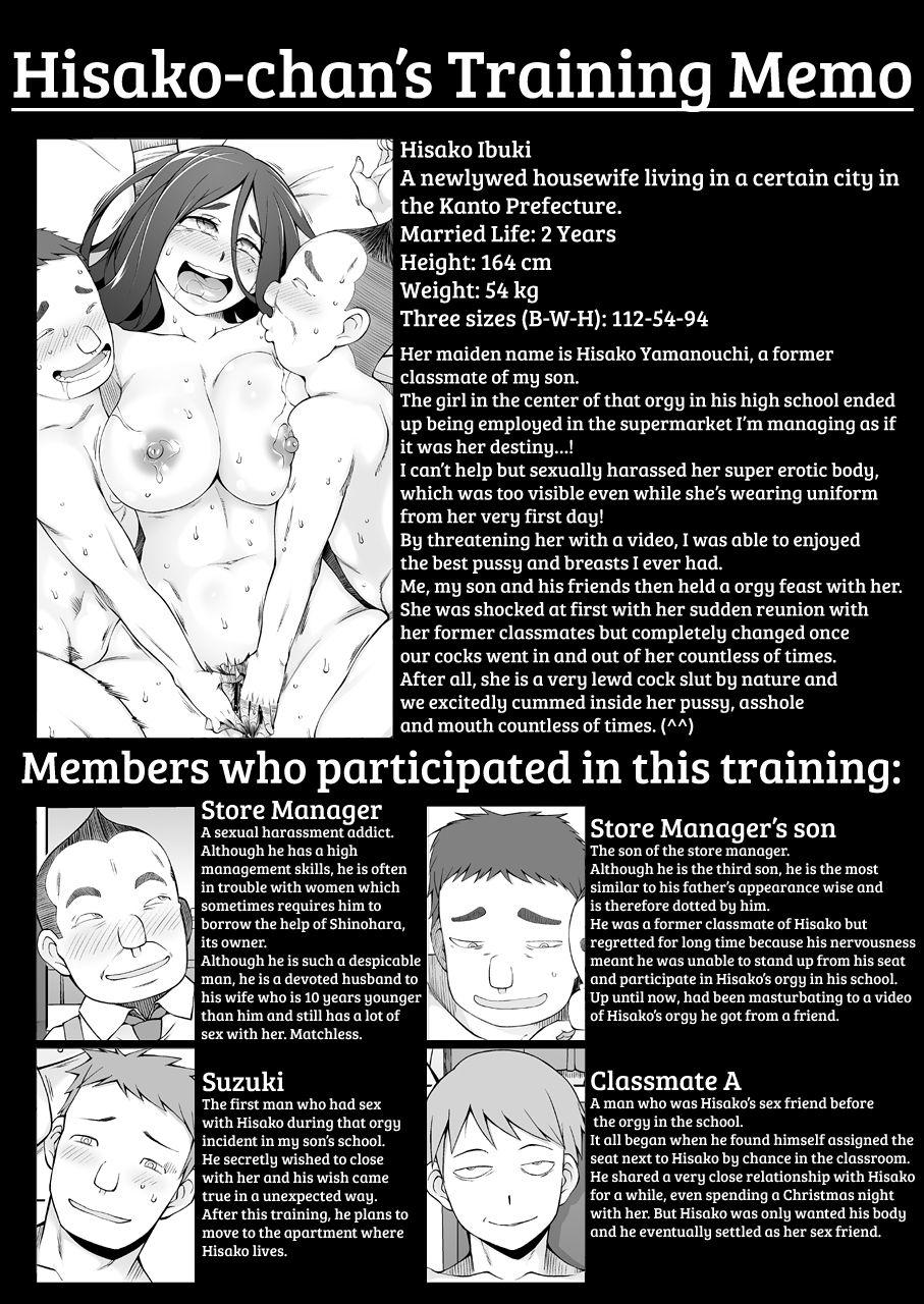 Hitozuma Hisako No Choukyou Netorare Seikatsu Katsute Tsuma O Kegashita Otoko Tachi Ga Futatabi Kanojo No Karada O Kuruwaseru Miito Shido 153