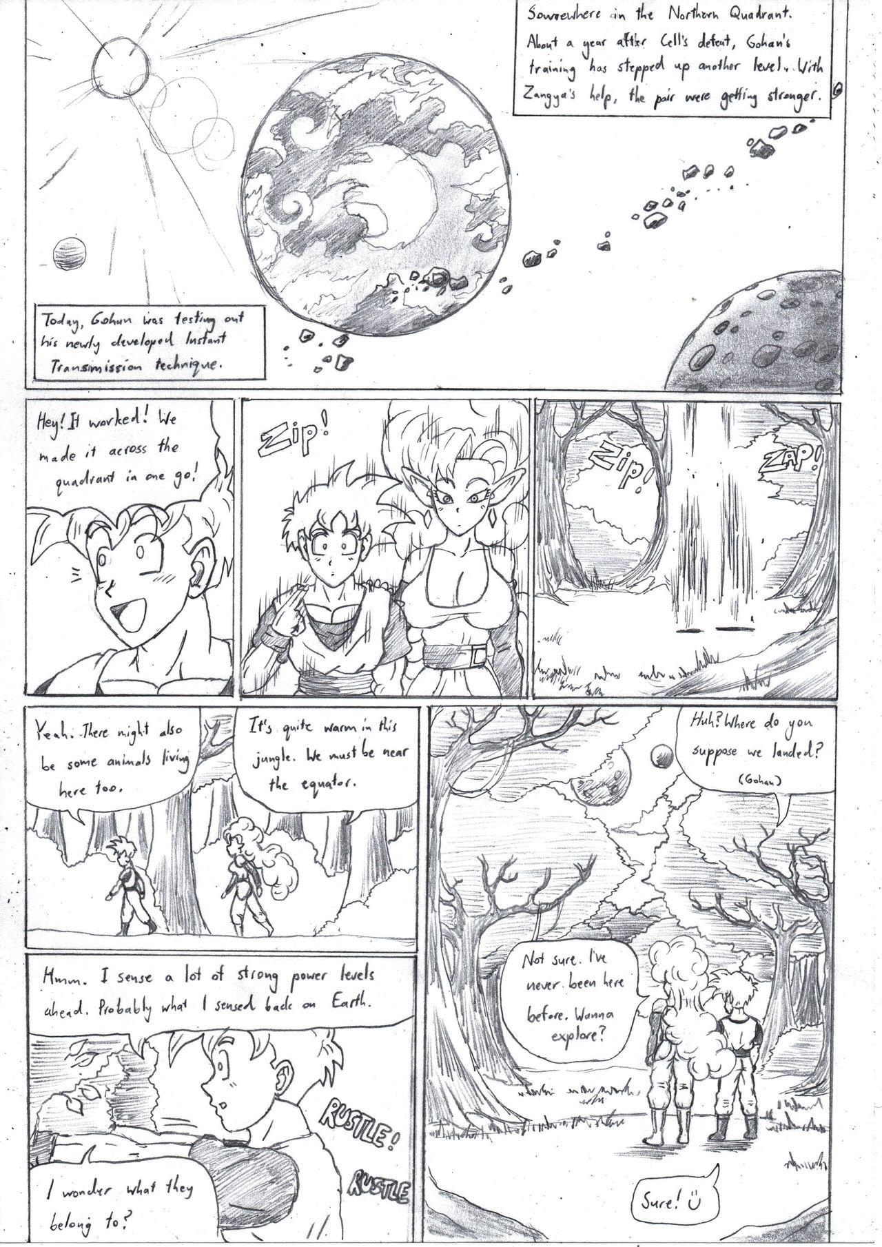 Journey To Saiya Thewritefiction 08