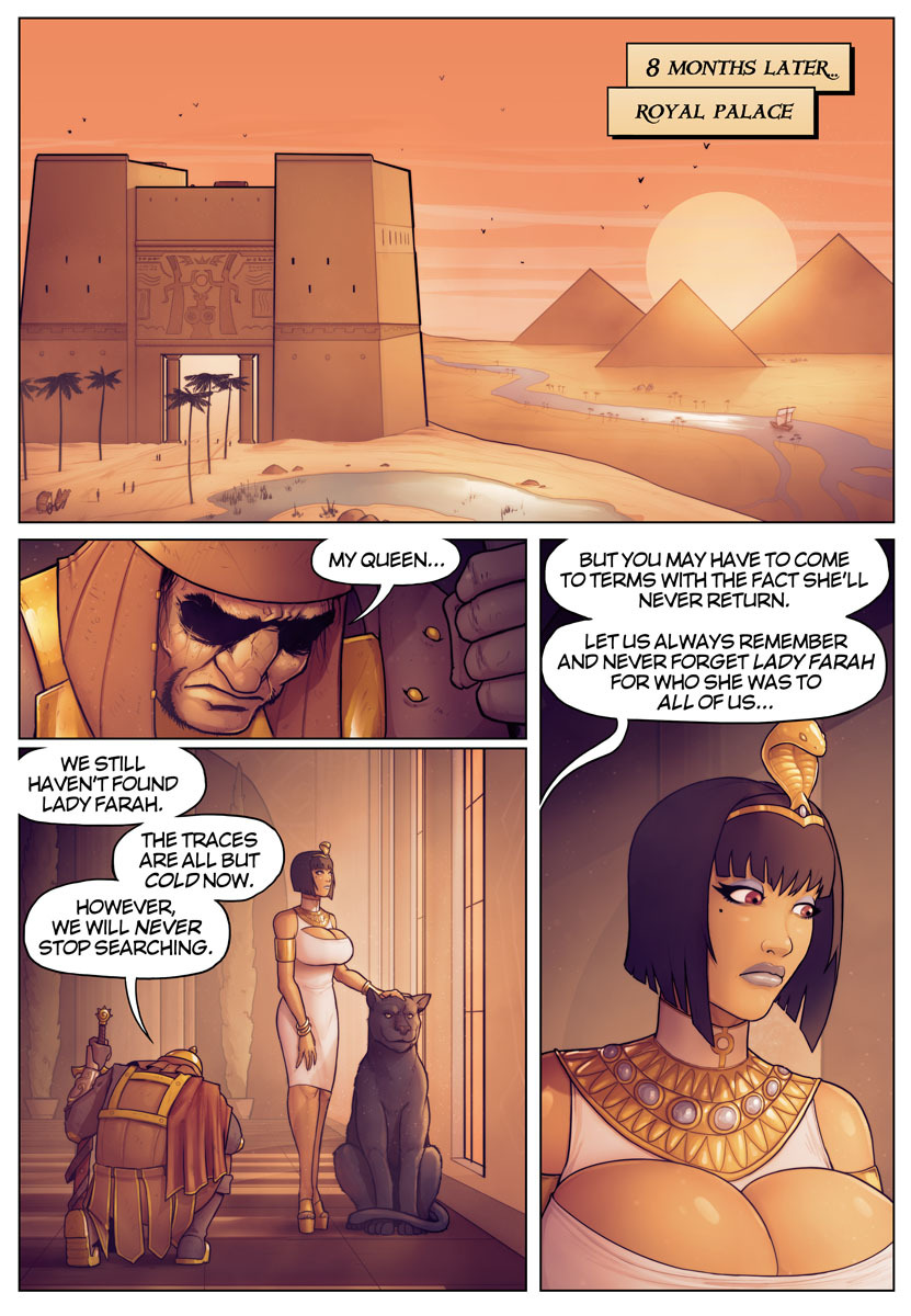 Loqo In The Shadow Of Anubis Devilhs 13