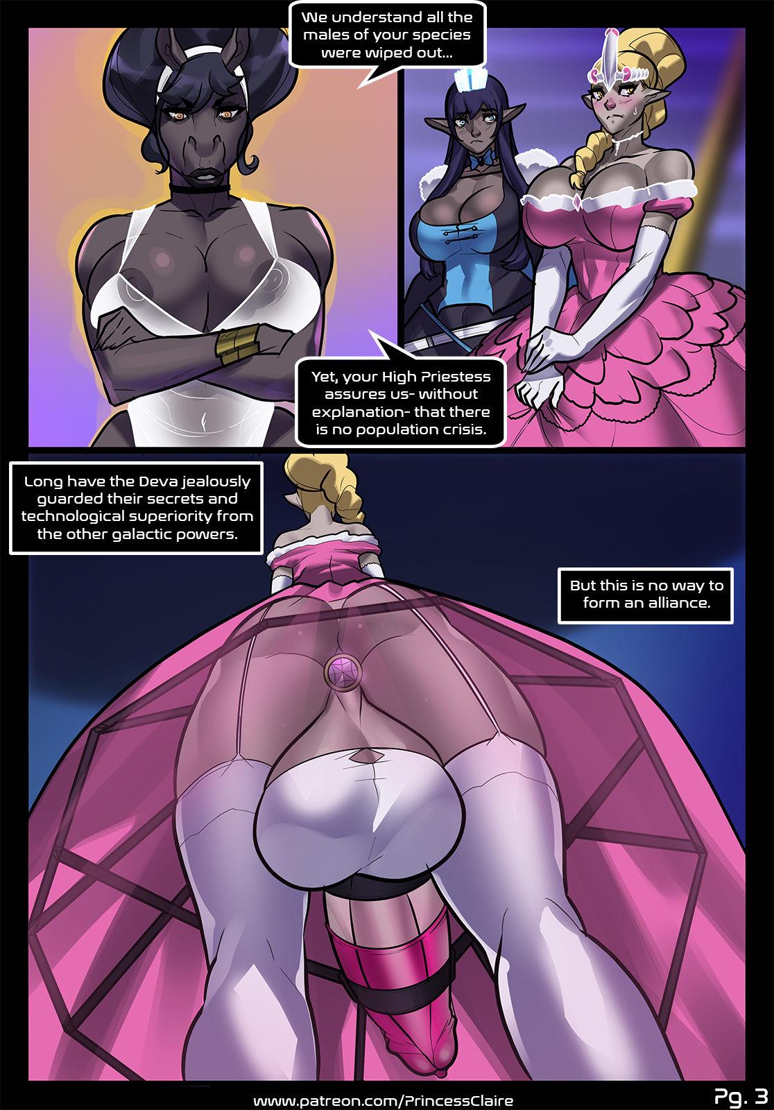 Princess Claire Ep 4 Ironstrawberry 04