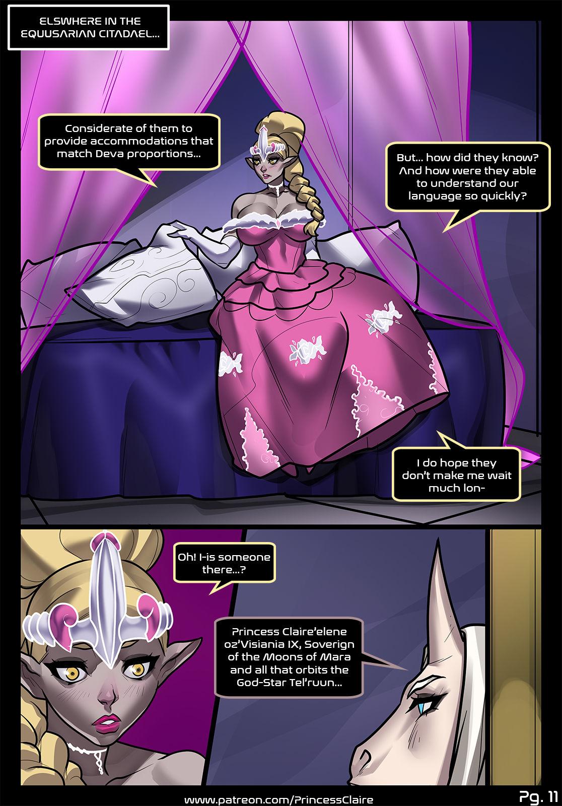 Princess Claire Ep 4 Ironstrawberry 12