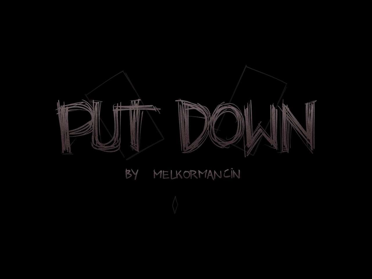 Put Down Romulo Mancin 01