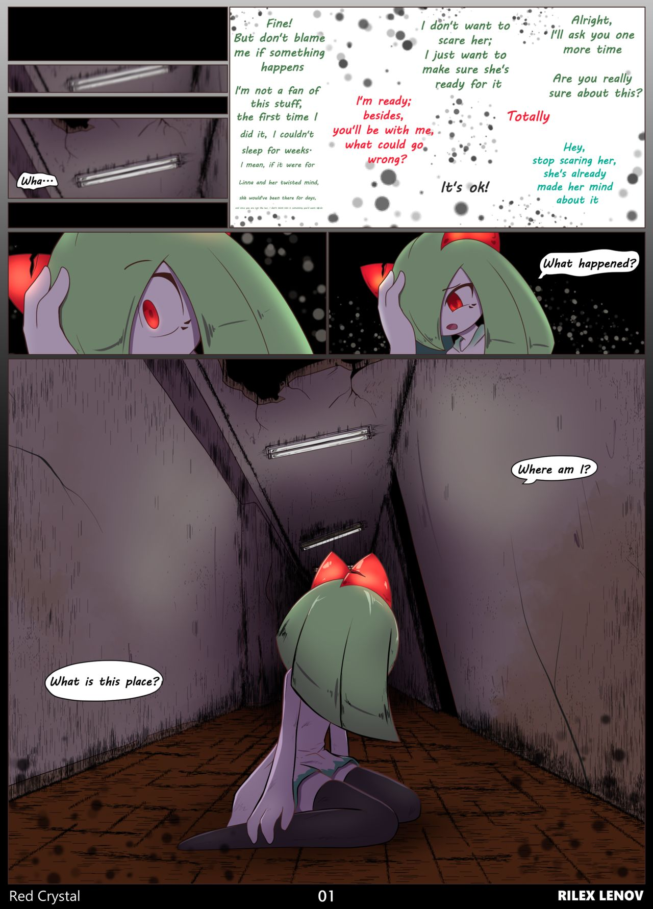 Red Crystal Pokemon Porn 03
